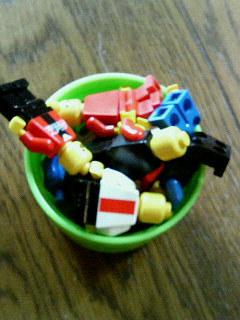 LEGOごはん!