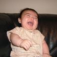 生後3ヶ月 大爆笑