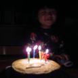 3歳9ヶ月