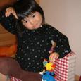 3歳8ヶ月